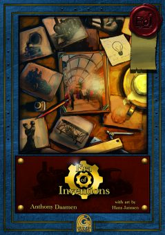 Era of Inventions box