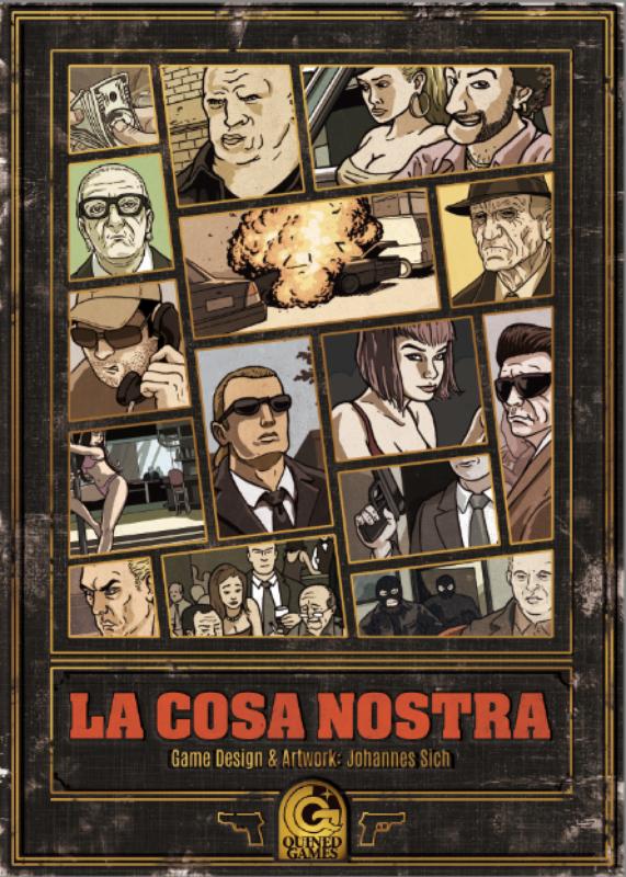 La Cosa Nostra box