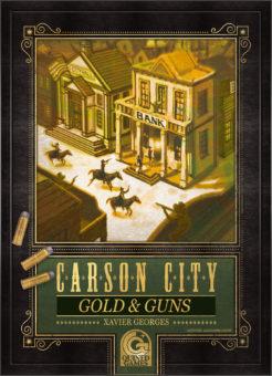 Gold & Guns box