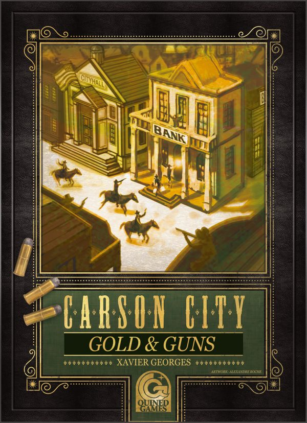 Gold & Guns box