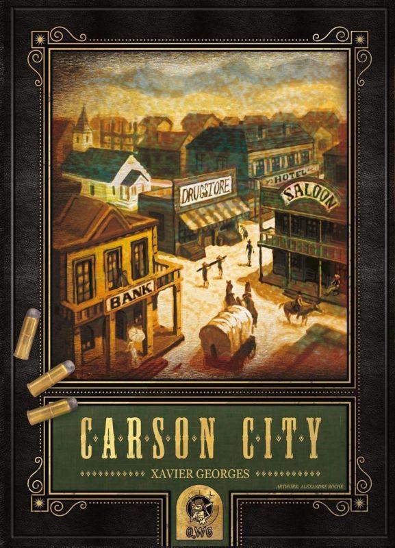 Carson City box