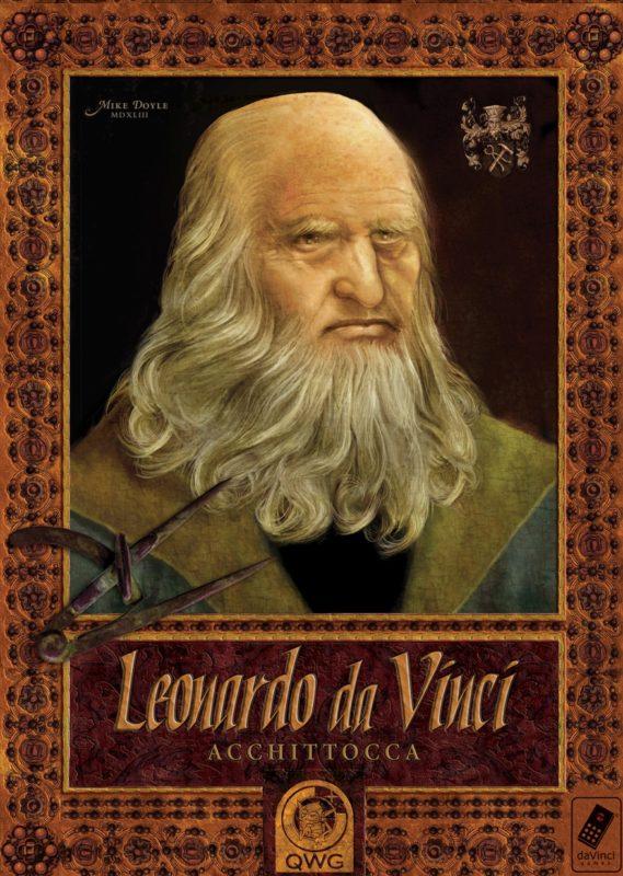 Leonardo da Vinci box