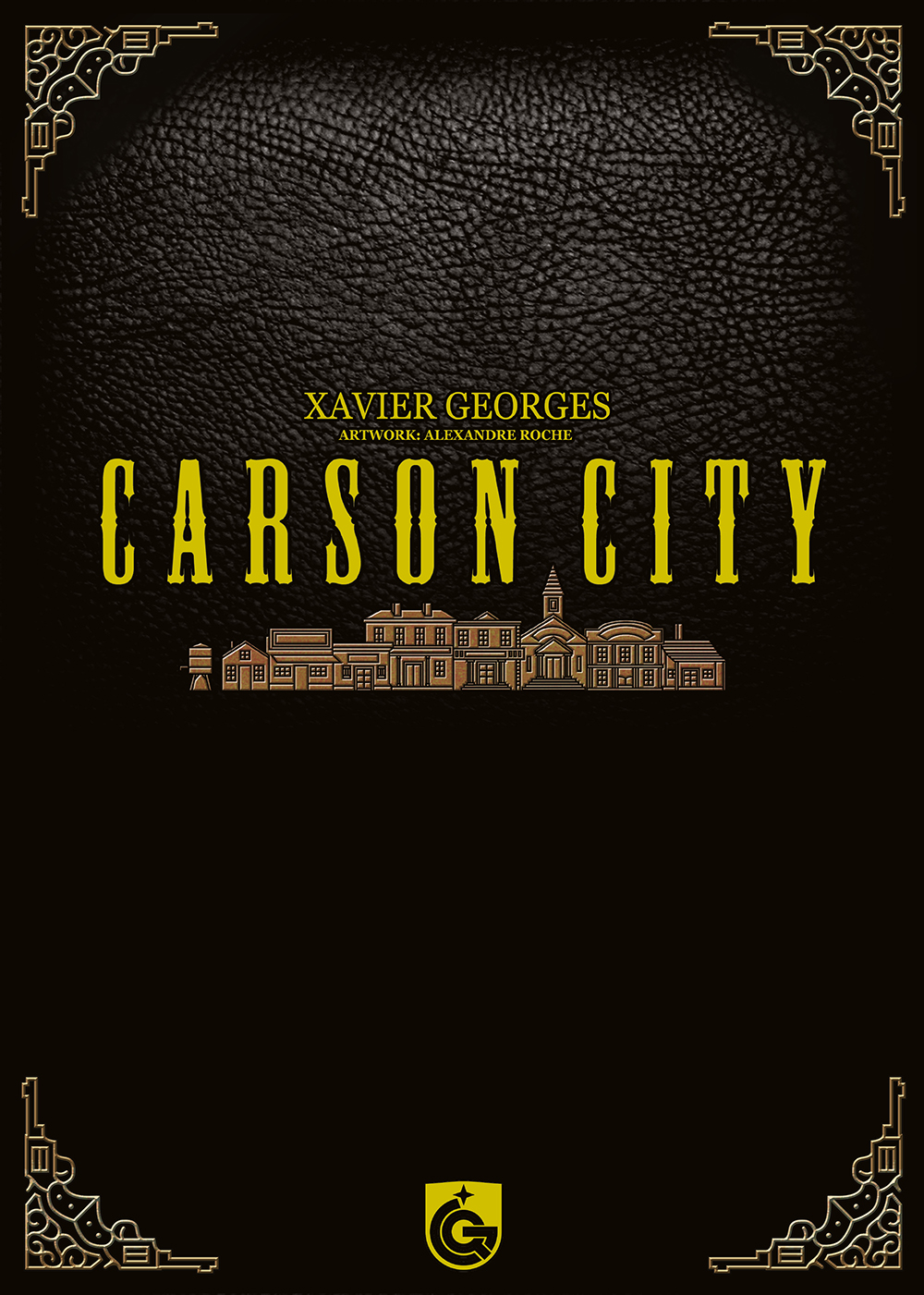 Carson City Big Box box
