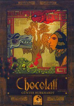 Chocolatl box