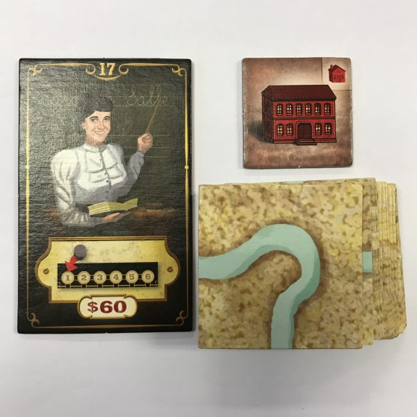 Carson City: Promo Pack components